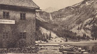 Vilsalpseehaus und Lachenspitze