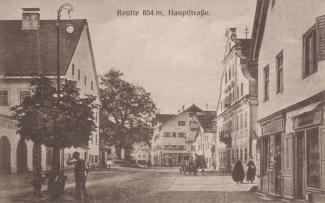 Reuttener Hauptstraße