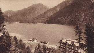 Hotel Forelle am Plansee