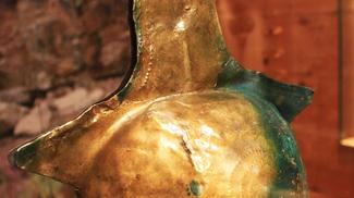 Kammhelm aus der Bronzezeit