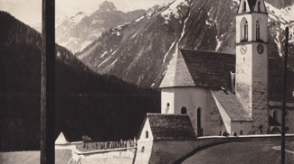 St. Nikolaus und die Martinskapelle