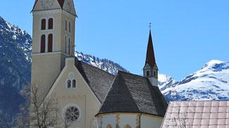 pfarrkirche holzgau mariae himmelfahrt sebastianskapelle