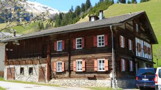 Hof in Holzgau
