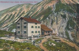 Kemptnerhütte