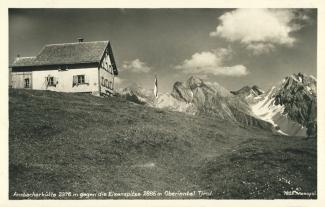 Ansbacherhütte