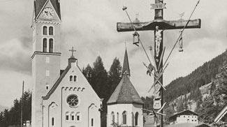 Holzgauer Pfarrkirche