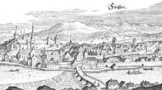 Füeßen - 1643