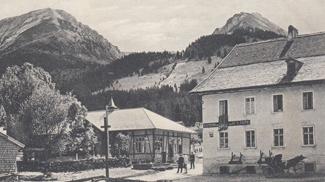 Gasthaus zur Traube in Schattwald