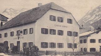 Gasthof Post in Stanzach