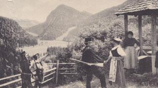Rehbach - Blick ins Vilstal