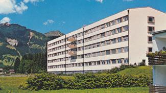 Bezirkskrankenhaus Reutte
