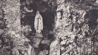 Lourdesgrotte