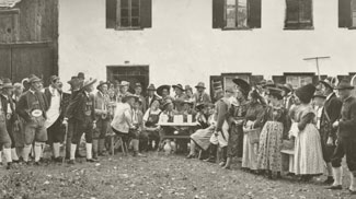 Andreas-Hofer-Spiel in Tannheim