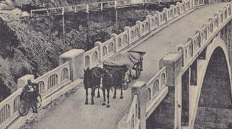 Gaechtpaßbrücke im Gemstal