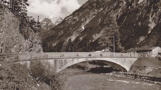 Lechbrücke bei Stockach
