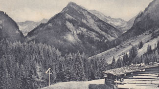 Eckhöfe im Madautal