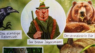 Der brave Jägersmann