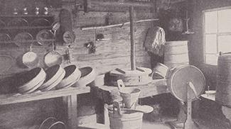 käsküche käskuche butterfass stotzen rührkübel käspresse butte