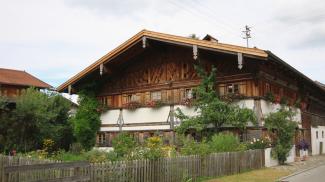 Bauernhaus in Trauchgau