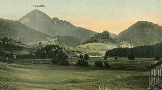 Feste Ehrenberg bei Reutte