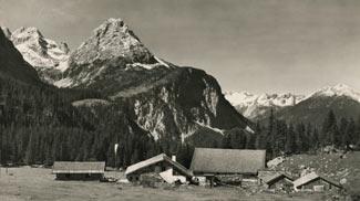 ehrwalder alm sonnenspitze
