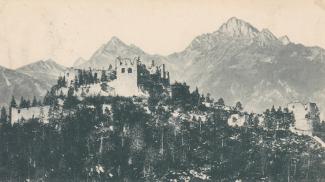 Schlossruine Ehrenberg