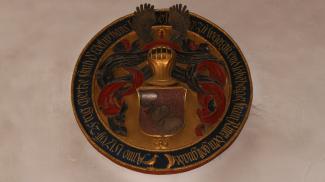 Wappentafel der Laubenberger