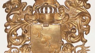 Bronzeepitaph der Laubenberger