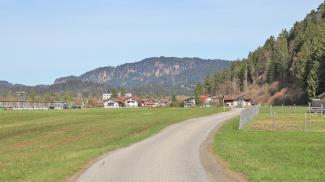 Königsweg und Steineberg