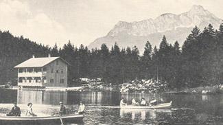 alpenwirtschaft frauensee boote