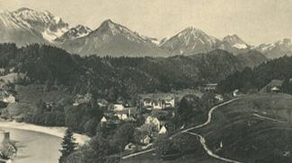 Faulenbach bei Füssen