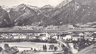 Lechaschau bei Reutte in Tirol