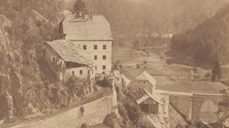 Pass Fern bei Nassereit - Tyrol