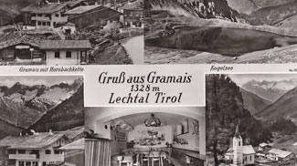 Gruß aus Gramais