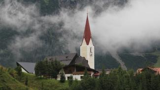 Pfarrkirche Berwang