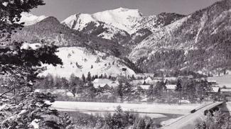 Weißenbach und Krinnenspitze