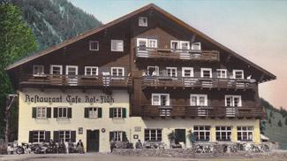 Restaurant Rot-Flüh