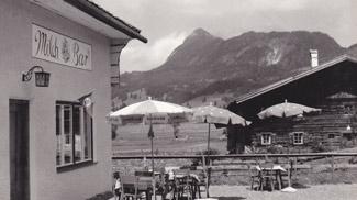 Milch Bar in Haldensee