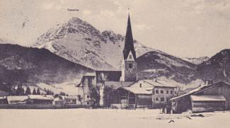 breitenwang dekanatskirche pfarrkirche