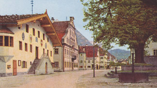 Reutte Hauptplatz