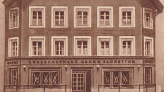 Großkaufhaus Schretter