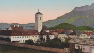 Reuttener Franziskanerkloster