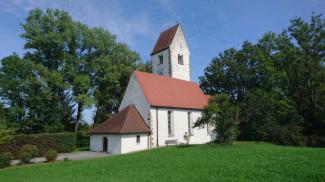 Kirche von Rauns