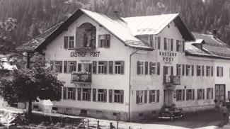 gasthof post tannheim