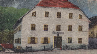 Gasthof Post in Weißenbach