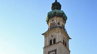 Haller Pfarrkirche St. Nikolaus