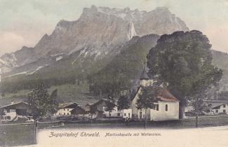 Zugspitzdorf Ehrwald