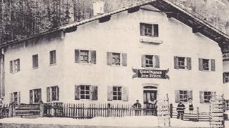 Gasthaus zum Stern in Steeg