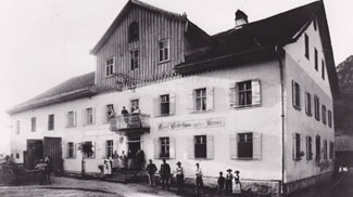 bräuhaus brauerei goldenes kreuz tannheim