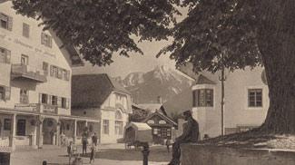 Reutte - Marktplatz